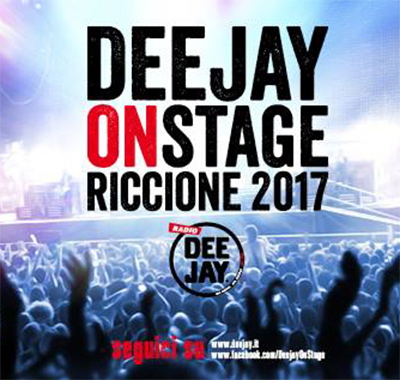 deejaj onstage Riccione 2017